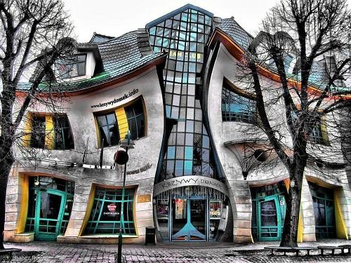نمای بیرونی ساختمان2